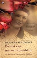 De lijst van meneer Rosenblum van Natasha Solomons