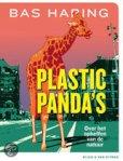 Plastic pandas van Bas Haring