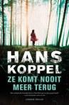 Ze komt nooit meer terug van Hans Koppel