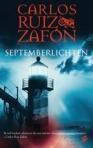 Septemberlichten van Carlos Ruiz Záfon