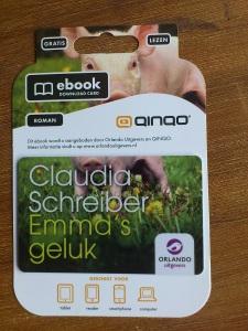 Emma's geluk door Claudia Schreiber