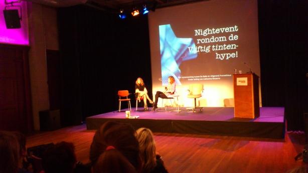 Catharina Rinzema in gesprek met Marlies Dekkers