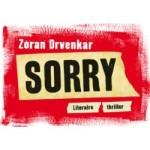 Sorry door Zoran Drvenkar
