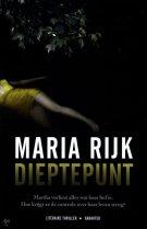 Dieptepunt door Maria Rijk
