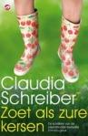 Zoet als zure kersen door Claudia Schreiber