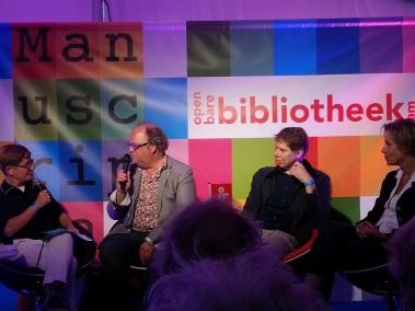 Andrea van der Pol, Nicolaas Klei, Wim Daniëls en Judith Koelemeijer