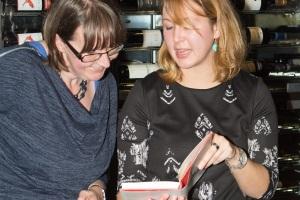 Judith en Jenny en het boek