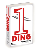 1 Ding door Gary Keller en Jay Papasan