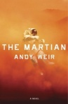 The Martian door Andy Weir