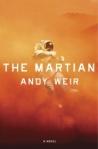 The Martian door Andy Weir