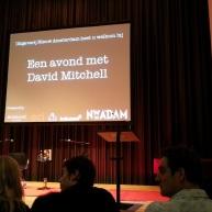 Een avond met David Mitchell